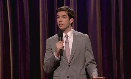 On Conan, John Mulaney loves Law & Order: SVU more than a dinner date with his parents