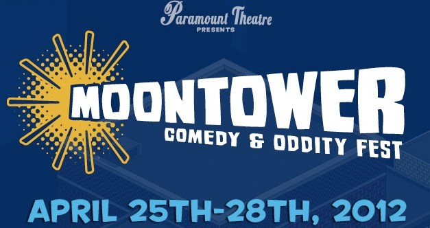 Austin's live venues to host inaugural Moontower Comedy Festival in April