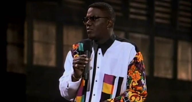 """Comedy Central pays tribute to Bernie Mac with """"I Ain't Scared of You"""""""