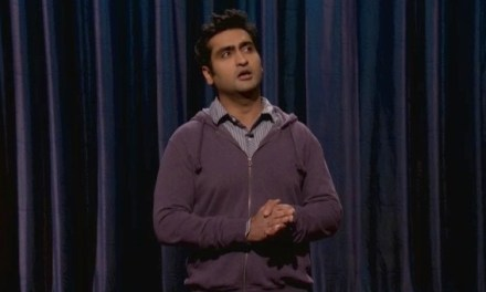 Kumail Nanjiani's second appearance on Conan