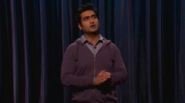 Kumail Nanjiani's second appearance on Conan