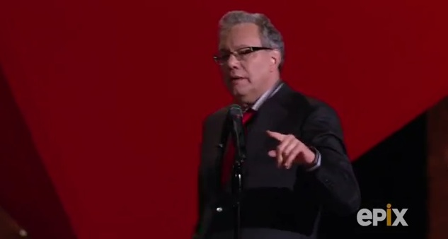 "Lewis Black, ""In God We Rust"""