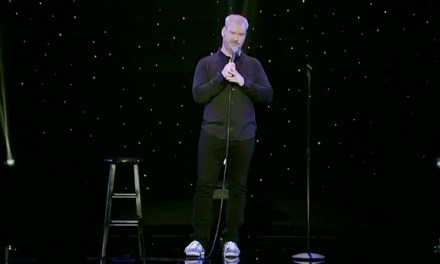 "Sneak a peek at Jim Gaffigan's new special, ""Mr. Universe"""