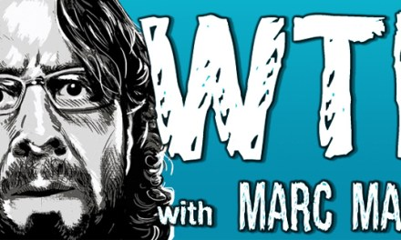 Marc Maron releases early WTF interviews to the limited-edition masses