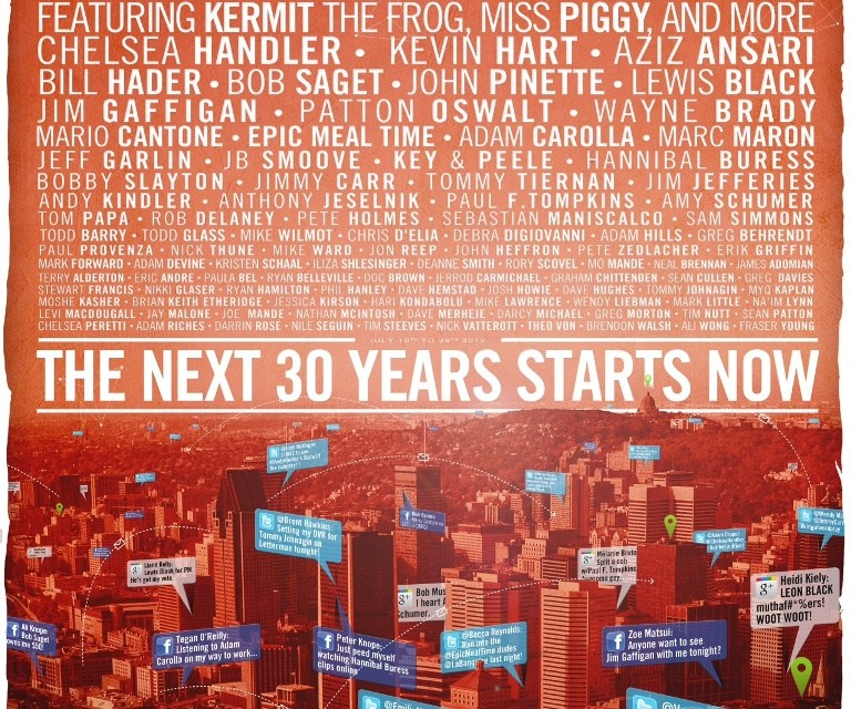Just For Laughs Montreal announces lineup for 30th anniversary comedy festival