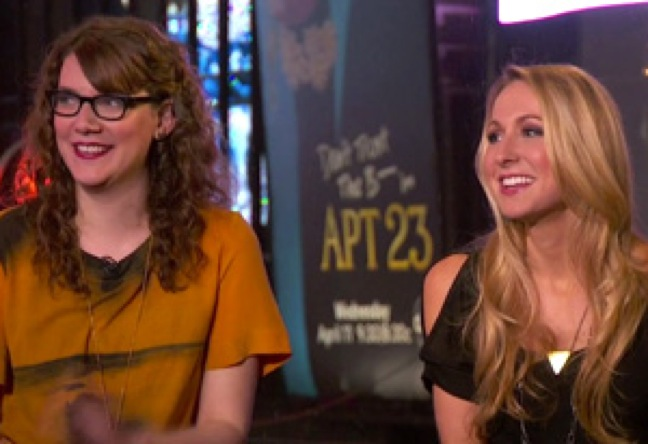"MTV announces new late-night comedy entry, ""The Nikki and Sara Show"""