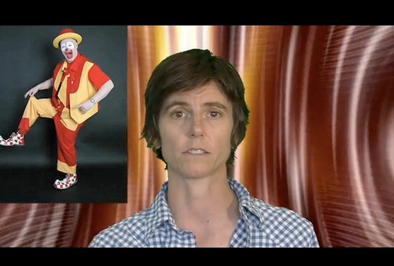 Tig Notaro: Calling all clowns!