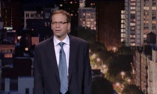 Lenny Marcus on Letterman