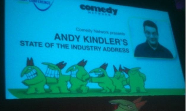Andy Kindler's State of the Industry Address, 2012