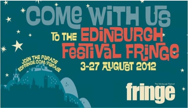American comedians at the Edinburgh Festival Fringe 2012