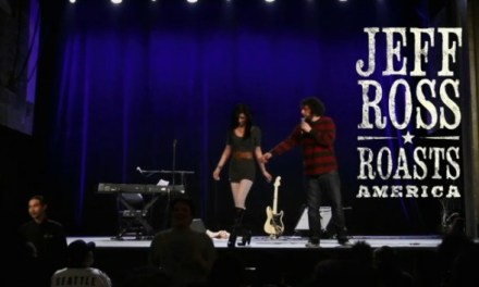 """""""Jeff Ross Roasts America,"""" on Comedy Central"""