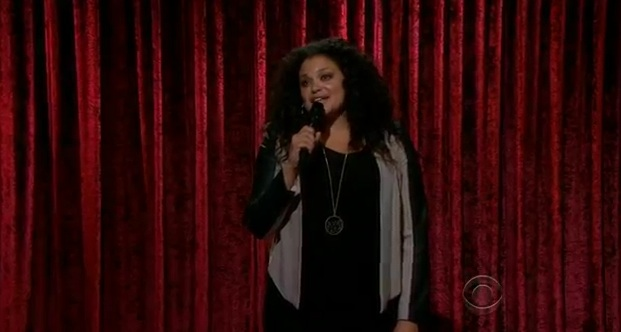 Michelle Buteau on Late Late Show with Craig Ferguson