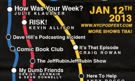 The PIT to launch an annual New York City podcast festival