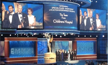 From webseries to Emmy: Childrens Hospital among 2012 winners of Creative Arts Emmys