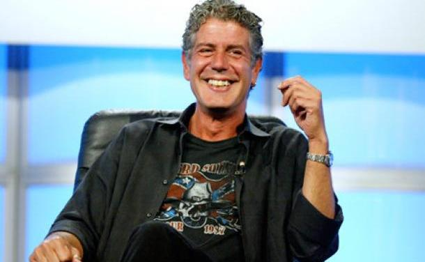 Comedians to roast Anthony Bourdain at 2012 New York City Wine & Food Festival