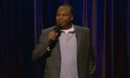 Roy Wood Jr. performs on Conan