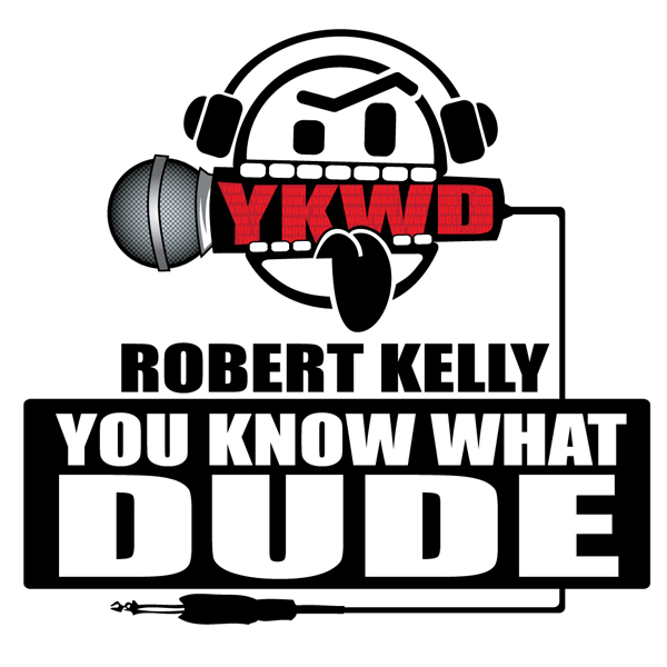 "Robert Kelly reviews his reviewer in person on his ""You Know What Dude"" podcast"