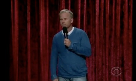 Gerry Dee on Late Late Show with Craig Ferguson