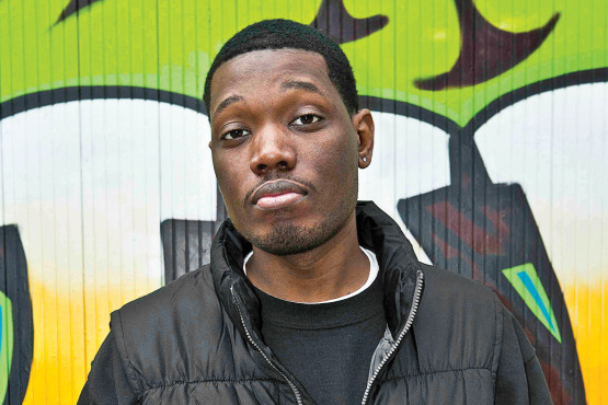 "Michael Che is ""The Realest Candidate"""