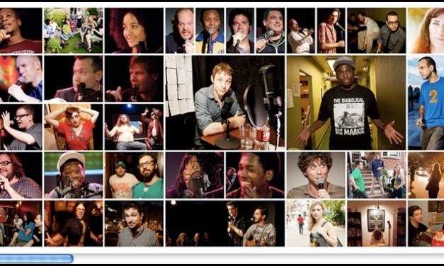 "The Mindy (Tucker) Project: ""One Year in Comedy"""
