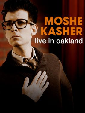 "Review: Moshe Kasher, ""Live in Oakland"""