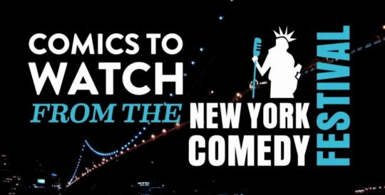 "Watch Comedy Central's 2012 ""Comics To Watch"""