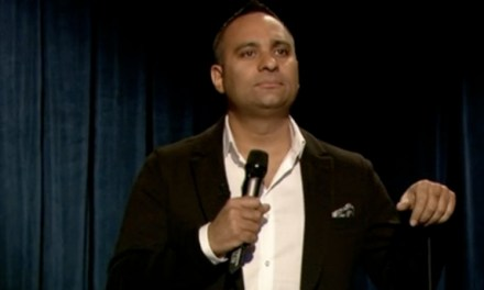 Russell Peters on Late Night with Jimmy Fallon