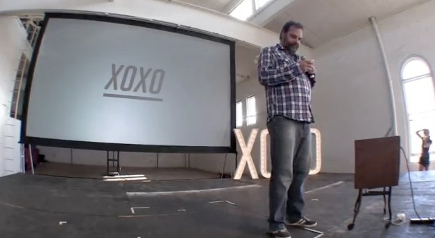 Dan Harmon's keynote address to the XOXO Festival