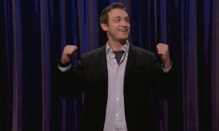 Dan Soder's late-night TV debut on Conan