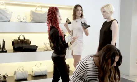 Anjelah Johnson revisits Bon Qui Qui for Alexander Wang video campaign