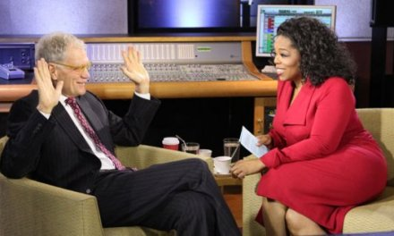Highlights from David Letterman's sit-down with Oprah