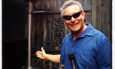 James Adomian pays tribute to a fallen icon and impersonation: Huell Howser