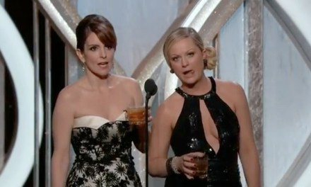 2013 Golden Globes comedy winners, highlights