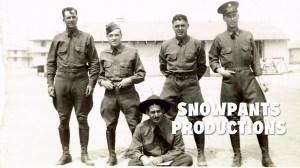 106 Uncle Danny in WW1 gear
