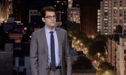 Dan Mintz on Late Show with David Letterman