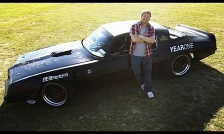 "Jon Reep's need for SPEED, hosting TV racing series ""R U Faster Than a Redneck?"""