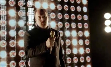 """Louis C.K. has it both ways in his meta-narrative trailer for """"Oh My God"""" HBO special"""