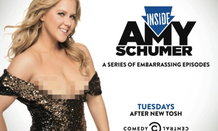 Go Behind Amy Schumer before going Inside Amy Schumer