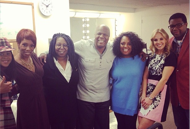 Kathleen Madigan, Earthquake and Retha Jones on an all-comedy episode of The View
