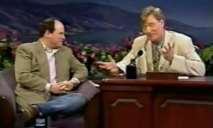 "Conan O'Brien's audition for NBC's ""Late Night,"" April 13, 1993"