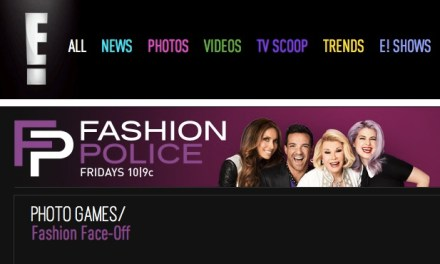 "WGA: Writers strike against E!'s ""Fashion Police"" with Joan Rivers"