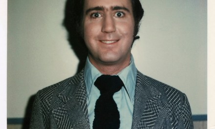 "New posthumous Andy Kaufman CD in the works: ""Andy and His Grandmother"""