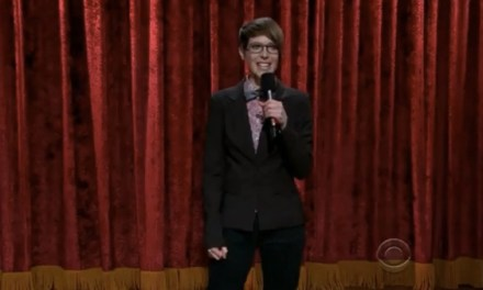DeAnne Smith on Late Late Show with Craig Ferguson