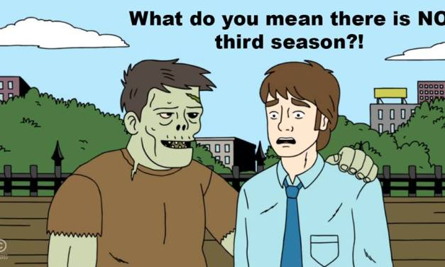 Comedy Central cancels Ugly Americans