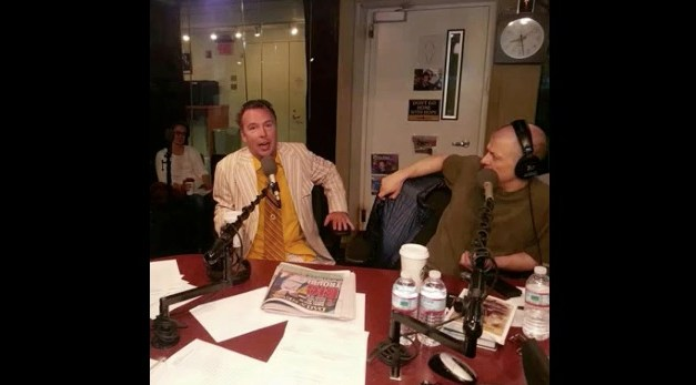 Doug Stanhope on Opie and Anthony: On Dr. Drew, suicide, and debating alcoholism with Jim Norton