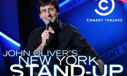 Lineups and tapings for fourth season of John Oliver's New York Stand-Up Show on Comedy Central
