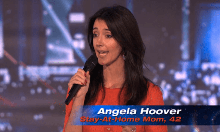 "Daily double! Angela Hoover's ""America's Got Talent"" audition airs same night as role in ""Inside Amy Schumer"""
