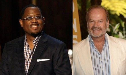 FX orders 10-90 episodes for untitled sitcom starring Kelsey Grammer, Martin Lawrence
