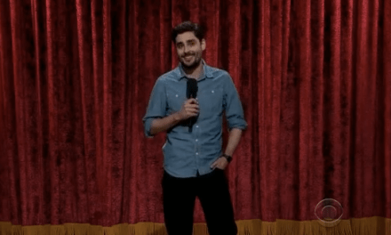 Matt Morales on Late Late Show with Craig Ferguson