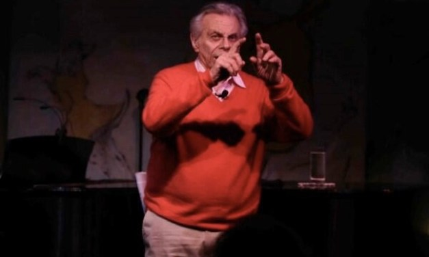 A late night looking back on the life and career of Mort Sahl